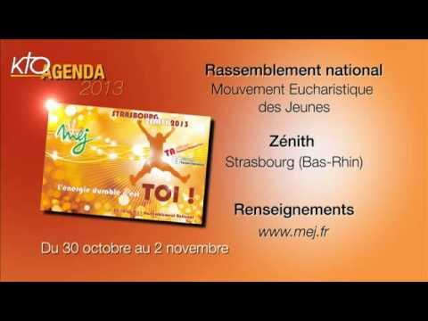 Agenda du 18 octobre 2013