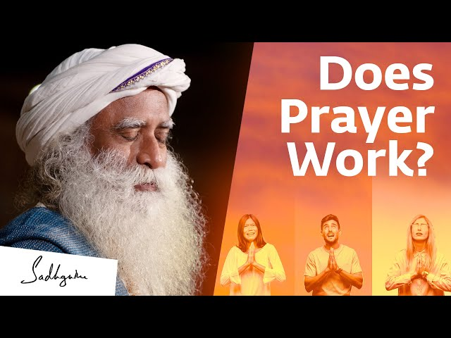 How to pray to god?