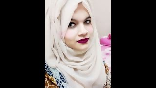 Everyday (2)hijab styles PART 2|| Farzana Alin ||