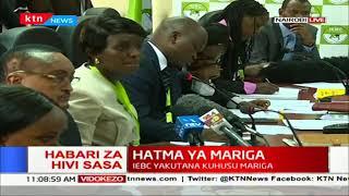 Tume ya IEBC yajadili hatma ya Mariga kugombea uchaguzi mdogo wa Kibra