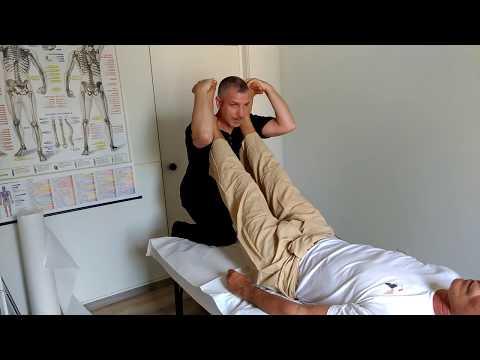 La curvatura della colonna vertebrale cervicale nei bambini