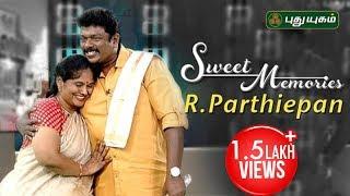 R.Parthiepan on Manam Thirumbuthe | Part 2 | 15/01/2017 | Puthuyugam TV