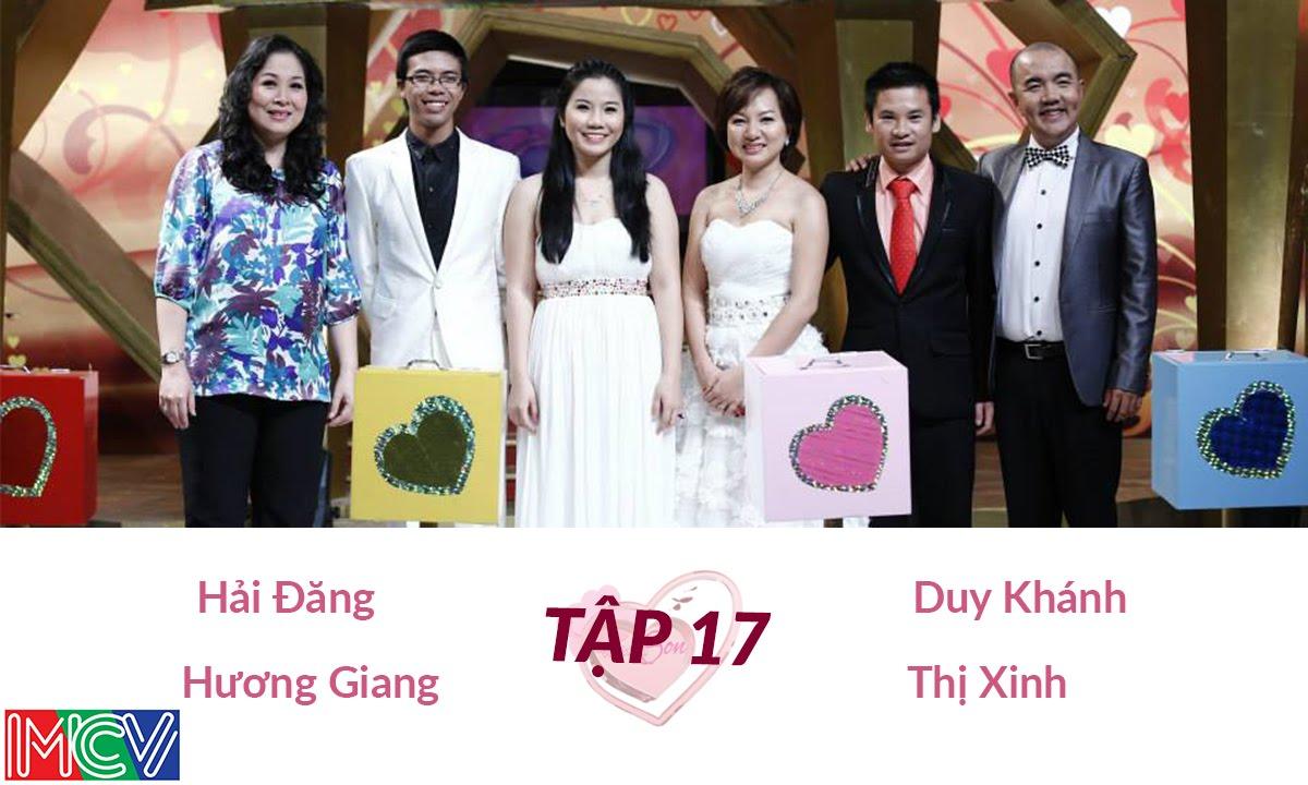 Duy Khánh - Thị Xinh và Hải Đăng - Hương Giang   VỢ CHỒNG SON   Tập 17   131201
