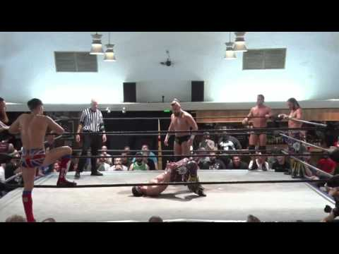 PWG Highlights - Epic Move/Spots
