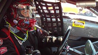 Dina Parise In-Car Drag Racing Video