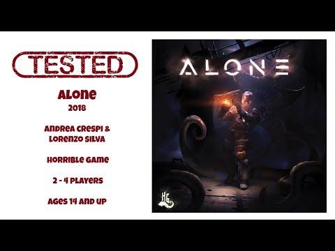 Tester - Alone