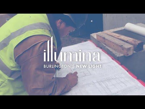 Illumina Construction Update: Slab on Grade