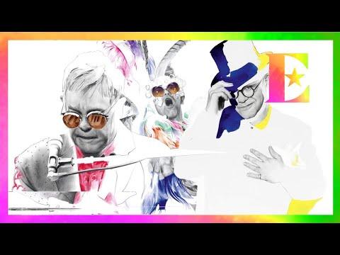Elton John - Diamonds: Behind The Artwork