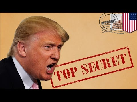 Trump Russia ties: How did Christopher Steele compile his now infamous dossier? - TomoNews