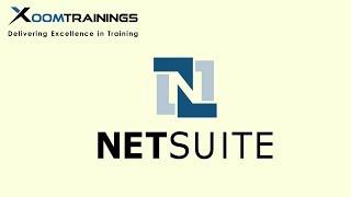 Netsuite online training | Netsuite tutorial for beginners