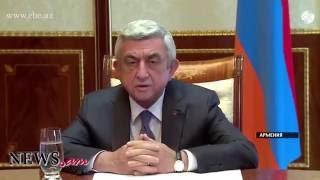 Обет молчания наконец прерван - Серж Саргсян высказался по захвату здания полиции