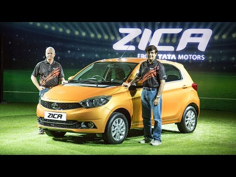 Tata Zica :: WalkAround Video Review :: ZigWheels