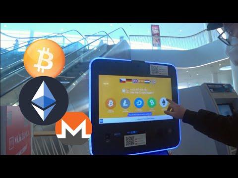 Bitcoin block erupter