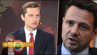 MÓJ SUBSKRYBOWANY KANAŁ – Trzaskowski to KŁAMCA! Wiceminister sprawiedliwości OSKARŻA prezydenta Warszawy
