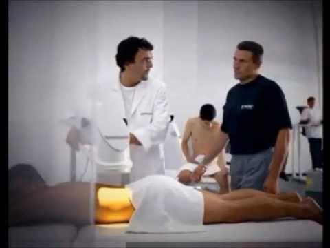 Laser-Effekte auf die Prostata