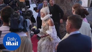 Fans go wild for Lady Gaga at 'A Star Is Born' UK premiere