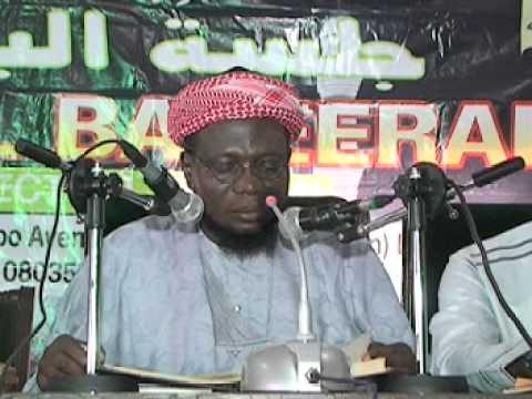 Download Ghuslu Janaba By Dr  Sharafudeen Gbadebo Episode 1 HD Mp4 3GP Video and MP3