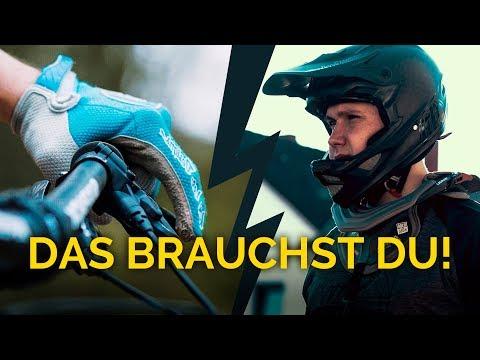 Protektoren GUIDE: Downhill MTB Enduro - TrailTouch