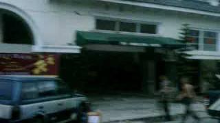 Hotel Ambacang Beberapa Saat Setelah Gempa 76 SR