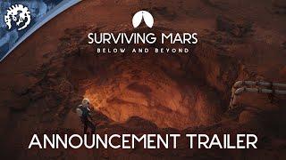 Surviving Mars: Below and Beyond Youtube Video