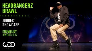 Knowbody | Headbangerz Brawl Judges