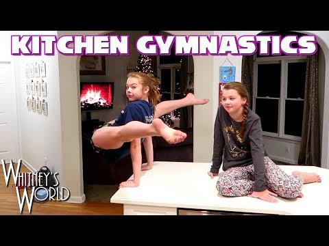 Kitchen Gymnastics   Whitney Bjerken