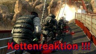 BLACK OPS 2  - WITZIGER MOD | Pink Panter sagt.. Ketten-Tod [HD]