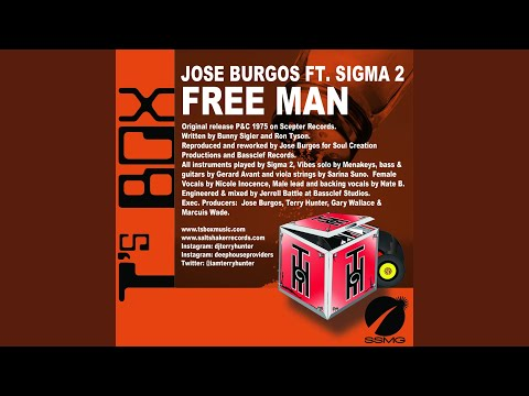 Free Man (Bass & Drum Mix)