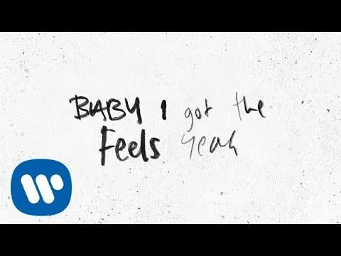 Ed Sheeran - Feels (feat. Young Thug & J Hus) [Official Lyric Video]