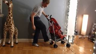 Maclaren Globetrotter Buggy Review by Jamie Grayson
