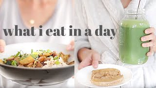 What I Eat In A Day At Home | Healthy & Dairy Free