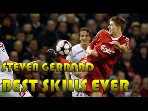 Steven Gerrard Best Skills [HD]