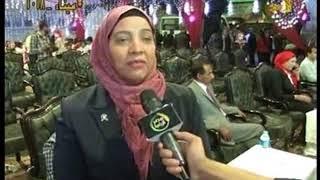 كاميرا مصر الزراعية |مؤتمر لتأييد الرئيس عبد الفتاح السيسى  23 مارس 2018