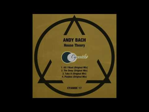 Andy Bach - All I Want (Original Mix) Mp3