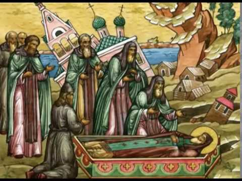 День памяти святого преподобного схимонаха Иоасафа Печерского