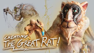 "Creative Process | ""GREAT Rat"""