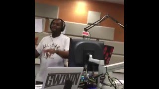QUICKMIXXRICK AT POWER 1051 WITH DJ SELF & MONEY NELS