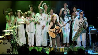 Binary ft. Resistance Revival Chorus at Babefest - Ani DiFranco