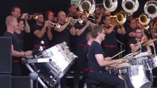 Swiss Powerbrass - World on the Fire (Stefanie Heinzmann)