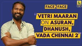 Vetri Maaran Interview With Baradwaj Rangan   Face 2 Face   Asuran