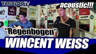 "Wincent Weiss   ""Regenbogen"" (acoustic)"