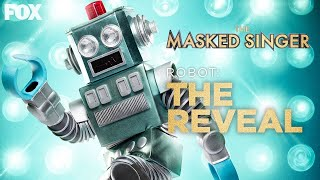 Robot All Performances and Reveal | The Masked Singer (Season 3)
