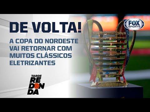 CHEIA DE CLÁSSICOS! A Copa do Nordeste está de volta!