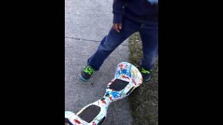 Lesi Lease (Me) new hoverboard