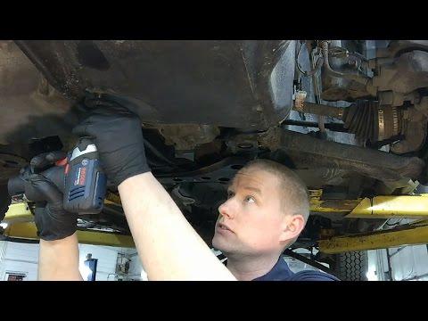 Ford Focus manual transmission Fluid level