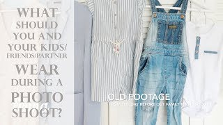 What To Wear During A Photo Shoot - Outfit Tips And Tricks