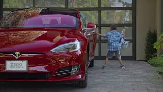 YouTube Video VMpYEQkfLw8 for Product Tesla Model S Electric Sedan by Company Tesla in Industry Cars