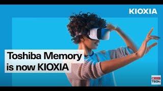 Toshiba Memory on KIOXIA