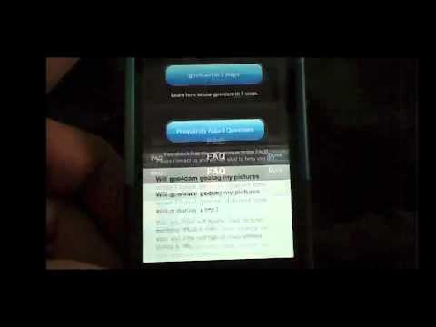 Video of gps4cam