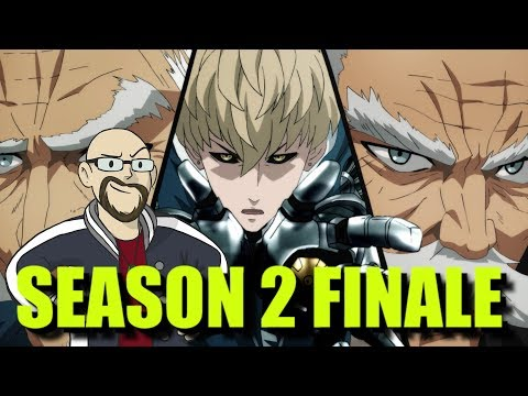 Bang vs Garou & The Invincible Centichoro - One-Punch Man Season 2 Episode 12 Review